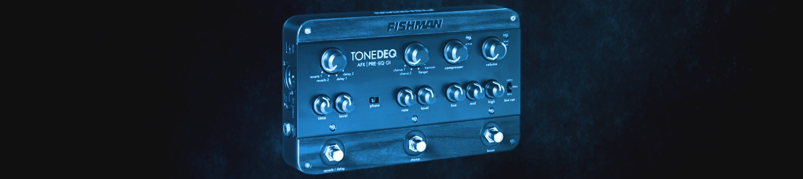 Preamplifiers for Acoustic Guitars