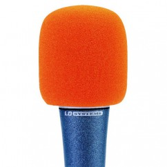 LD Systems - Windscreen for Microphone orange