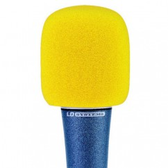 LD Systems - Windscreen for Microphone yellow