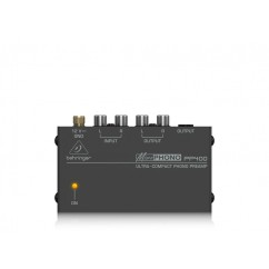 BEHRINGER - MICROPHONO PP400