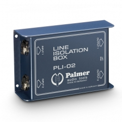 Palmer - PLI 02 - Line isolation box