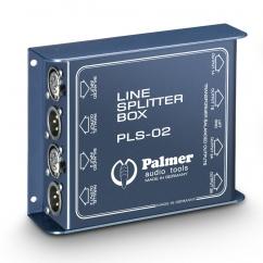 Palmer - PLS-02 - Dual Channel Line Splitter