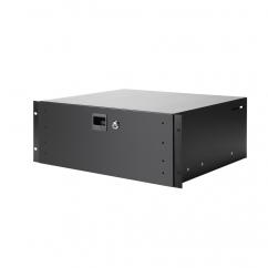 Adam Hall - 87404 A - Rack Drawer 4U aluminium