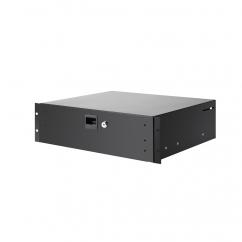 Adam Hall - 87403 A - Rack Drawer 3U aluminium