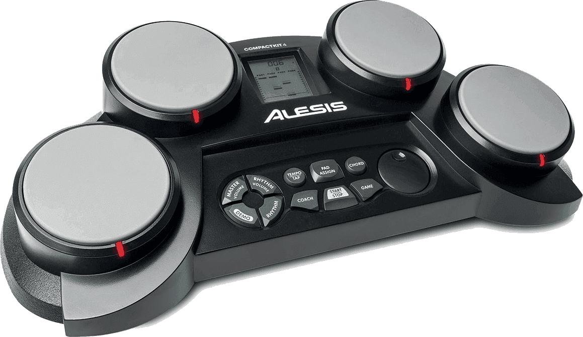 alesis compactkit 4 en vente chez global audio store batterie electronique. Black Bedroom Furniture Sets. Home Design Ideas