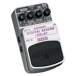 BEHRINGER - DIGITAL REVERB/DELAY DR400