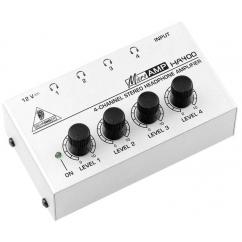 BEHRINGER - MICROAMP HA400