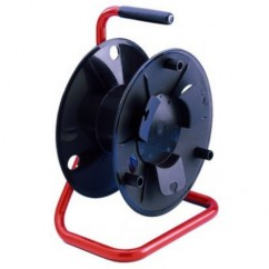 Adam Hall - Cable drum small plastic