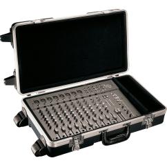 GATOR - G-MIX 12X24 - Étui à roulettes pour Table de Mixage