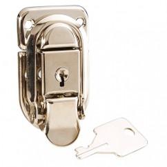 Adam Hall - Light drawbolt with lock - n/p