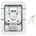 Adam Hall - Hardware 172511L - Butterfly Verschluss V3 gross abschliessbar