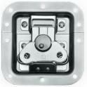 Adam Hall - Hardware 17280 - Butterfly Verschluss V4 ungekröpft 14 mm tief