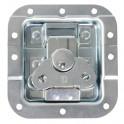 Adam Hall - Hardware 17284 - Butterfly Verschluss V4 gekröpft