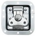 Adam Hall - Hardware 17285 - Butterfly Verschluss V4 ungekröpft 9 mm tief