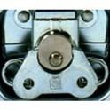 Adam Hall - Hardware 17370C - Butterfly Verschluss ohne Schale ohne Schliesse