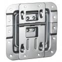 Adam Hall - Hardware 270736 - Deckelfeststeller kurz gekröpft mit Scharnier