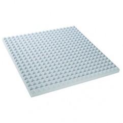 Adam Hall - Pyramidal Sound absortion foam (100cm x 100cm x 70mm)