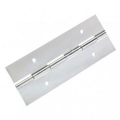 Adam Hall - Piano hinge, steel, zinc plated