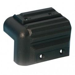 Adam Hall - Small plastic cabinet corner stackable