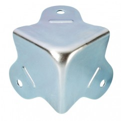 Adam Hall - Case corner zinc plated