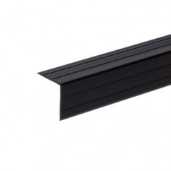 Adam Hall - Plastic Case Angle 22 x 22 mm black