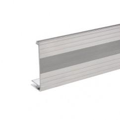Adam Hall - Aluminium Basemaker for 7 mm Material (Height 80 mm)