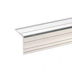 Adam Hall - Aluminium Case Angle 33 x 33 mm with Rivet Channel