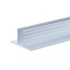Adam Hall - Aluminium Channel for 9.5 mm Dividing Walls