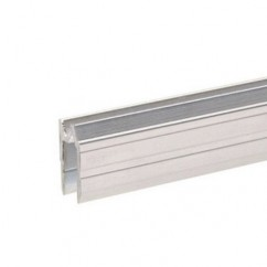 Adam Hall - Aluminium Hybrid Lid Location for 7 mm Material