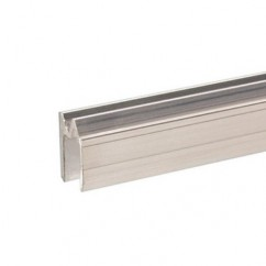 Adam Hall - Aluminium Hybrid Lid Location for 9.5 mm Material