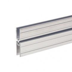 Adam Hall - Aluminium Lid Location female for 7 mm Material