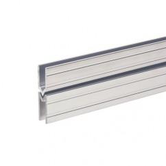 Adam Hall - Aluminium Lid Location male for 7 mm Material