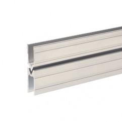 Adam Hall - Aluminium Lid Location male for 9.6 mm Material
