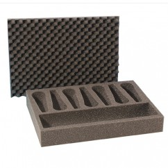 Adam Hall - Microphone case foam insert