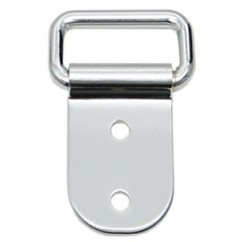 Adam Hall - D-Ring for mounting a shoulder strap