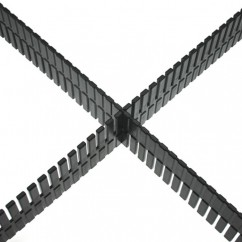 Adam Hall - Universal Partitioning for Rack Drawers 2 U