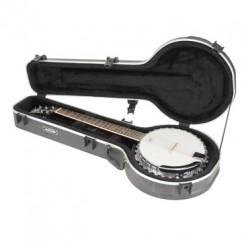 SKB Cases - 1SKB-52 -6-String Banjo case