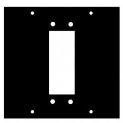 Adam Hall - Module for EDAC 56-pin 2/10 2 U