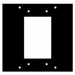 Adam Hall - Module for EDAC 90-pin 2/10 2 U