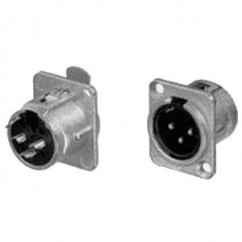 Neutrik - XLR Chassis Connector male