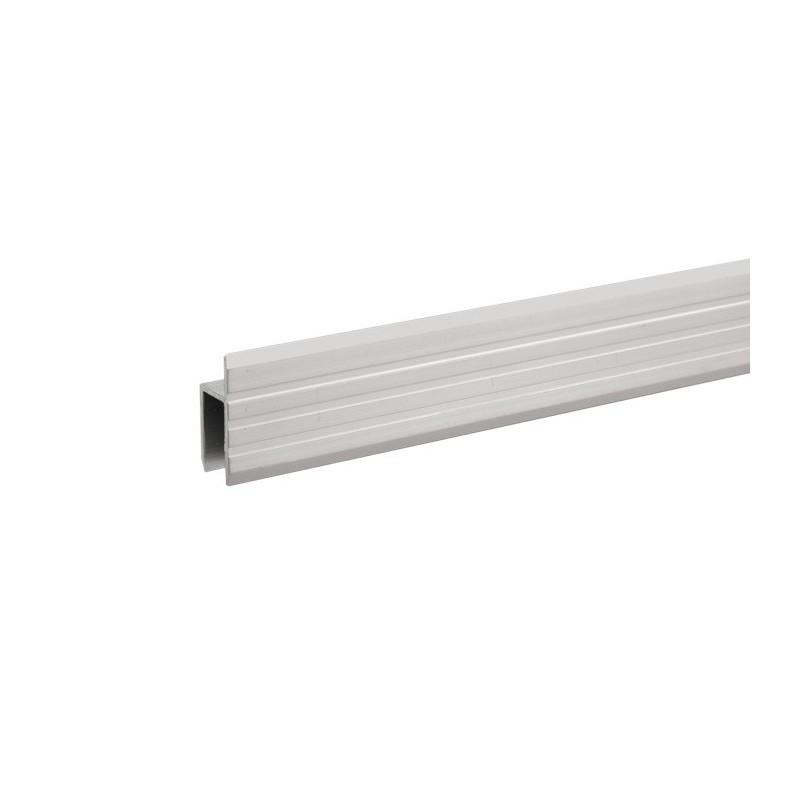 adam hall profil aluminium en h pour portes de service mat riau 9 5 mm en vente chez global. Black Bedroom Furniture Sets. Home Design Ideas