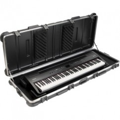SKB Cases - 1SKB-5820W - Keyboard Case for 88-Key Keyboards