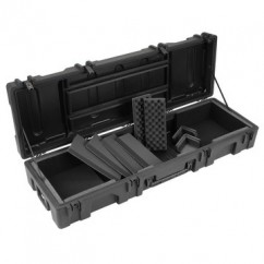 SKB Cases - 1R6218WY - Keyboard Case with wheels for Yamaha CP1/CP5