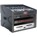 """SKB Cases - SKB 106DJ - Rack DJ 19"""" 10 U + 6 U"""