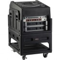 "SKB Cases - SKB Mighty GigRig - 19"" Rack 14 HE + 6 HE"