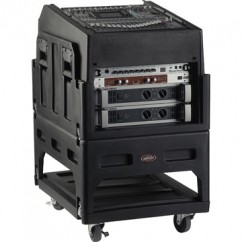 "SKB Cases - SKB Mighty GigRig - 19"" Rack 14 U + 6 U"