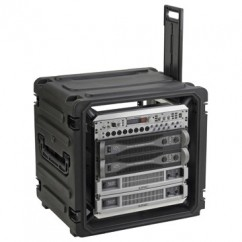 "SKB Cases - 3SKB-R10U20W - 19"" Rack Trolley Case 10 U"