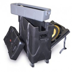 SKB Cases - 1SKB-TPX2 - Trap X2 Drum Case