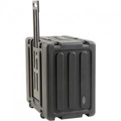 """SKB Cases - 3SKB-R06U20W - 19"""" Rack Trolley Case 6 U"""
