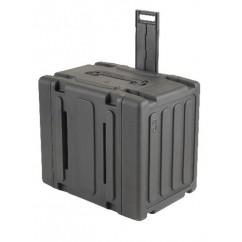 """SKB Cases - 3SKB-R08U20W - 19"""" Rack Trolley Case 8 U"""